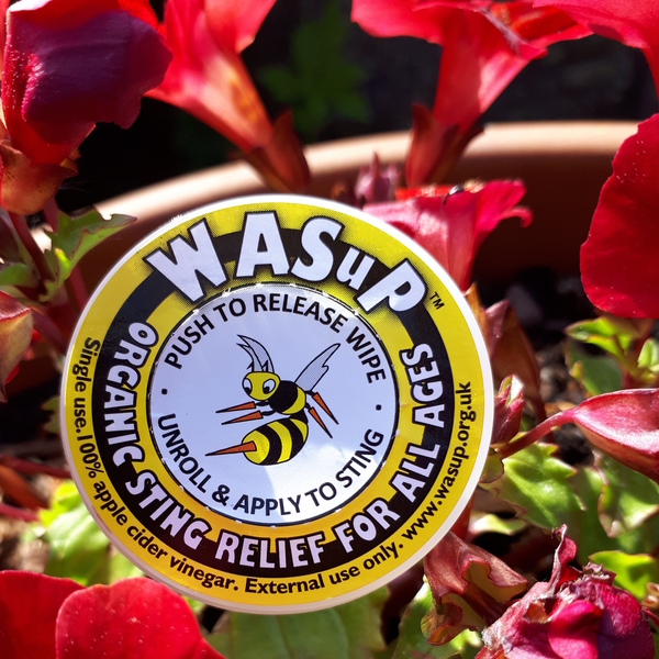 Use WASuP in the garden